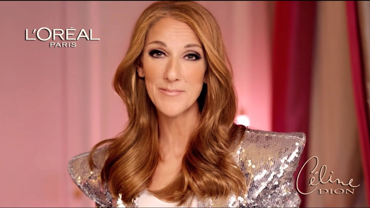 Celine Dion L Oreal Commercial 2019 French Version 2 Youtube