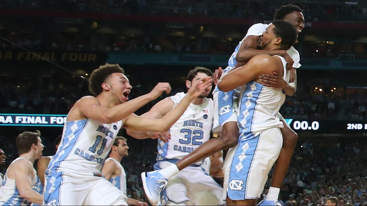 Highlights from the national championship gonzaga vs north carolina - Gonzaga Vs North Carolina Game Highlights