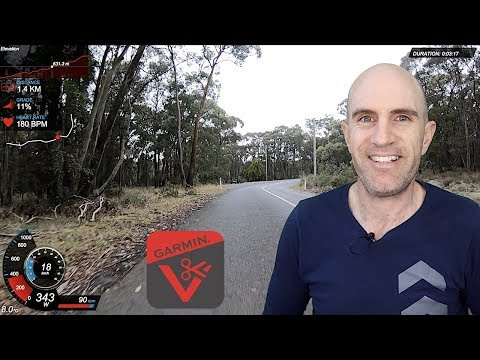 How to Add Data Overlays to GoPro Video With Garmin VIRB Edit (Free Software)