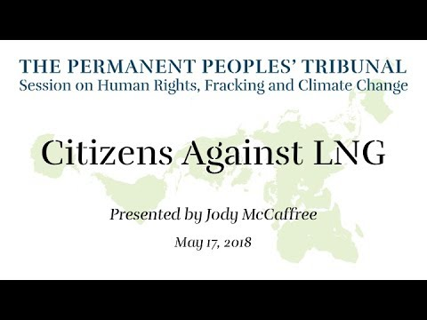 Citizens Against LNG: Permanent Peoples' Tribunal