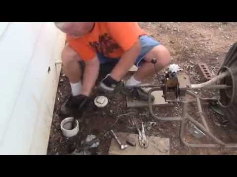 How To Clean A Main Line Sewer Blockage (Instructional)