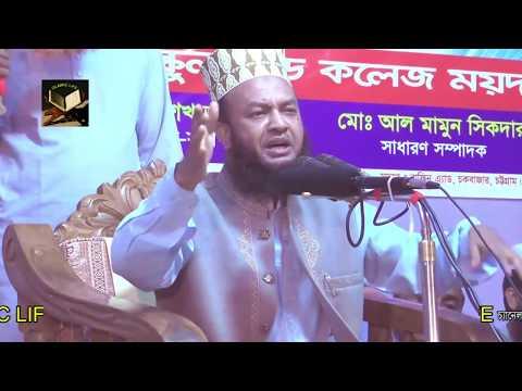 ড. আবুল কালাম আজাদ বাশার নতুন ওয়াজ ২০১৮ - Abul Kalam Azad Bashar New Bangla Waz 2018 - Islamic Life