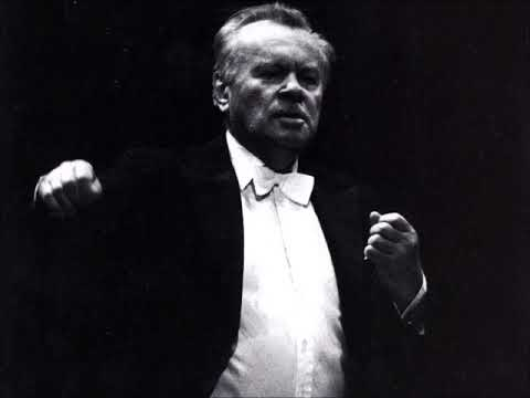 """TCHAIKOVSKY: Symphony No.6 """"Pathetique"""" - EVGENY SVETLANOV & Russian State Symphony  Orchestra"""