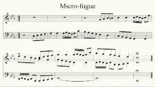 Micro-fugue