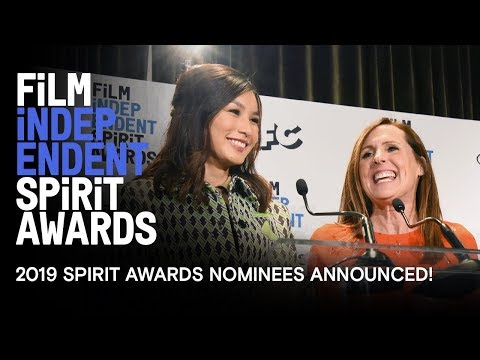 Gemma Chan & Molly Shannon Announce the 2019 Spirit Award Nominees!