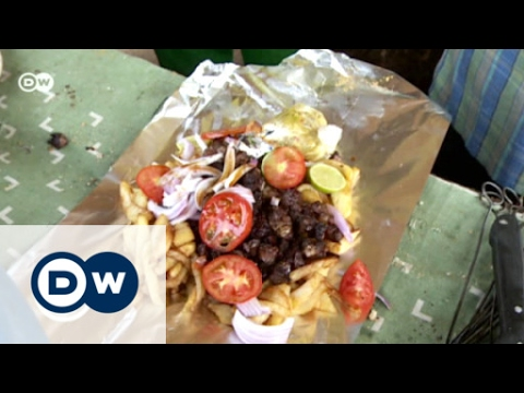 Brochettes - Favorite street-food in Niger | Global 3000