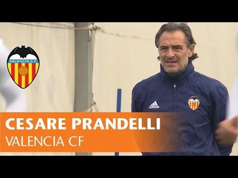 CESARE PRANDELLI | FELIZ NAVIDAD | VALENCIA CF