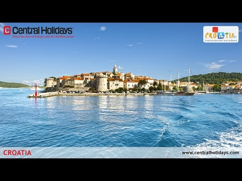Travel to Croatia and enjoy year-round Mediterranean climate