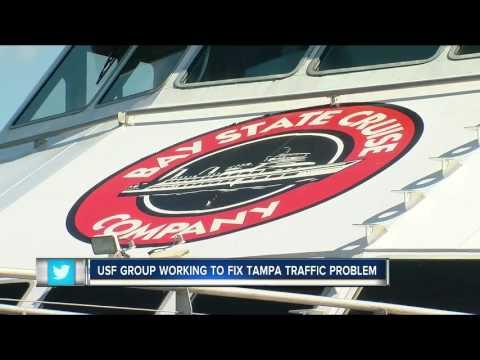 USF graduate working to fix Tampa traffic problem
