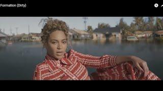 Скандальное видео Beyonce - Formation (Dirty) ссылка в описании