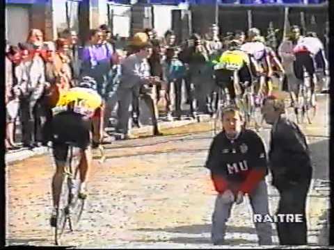 Giro delle Fiandre 1994 [G.Bugno/J.Museeuw/A.Tchmil]