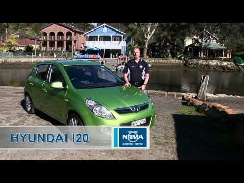 2010 Hyundai i20 NRMA Drivers Seat  video car review