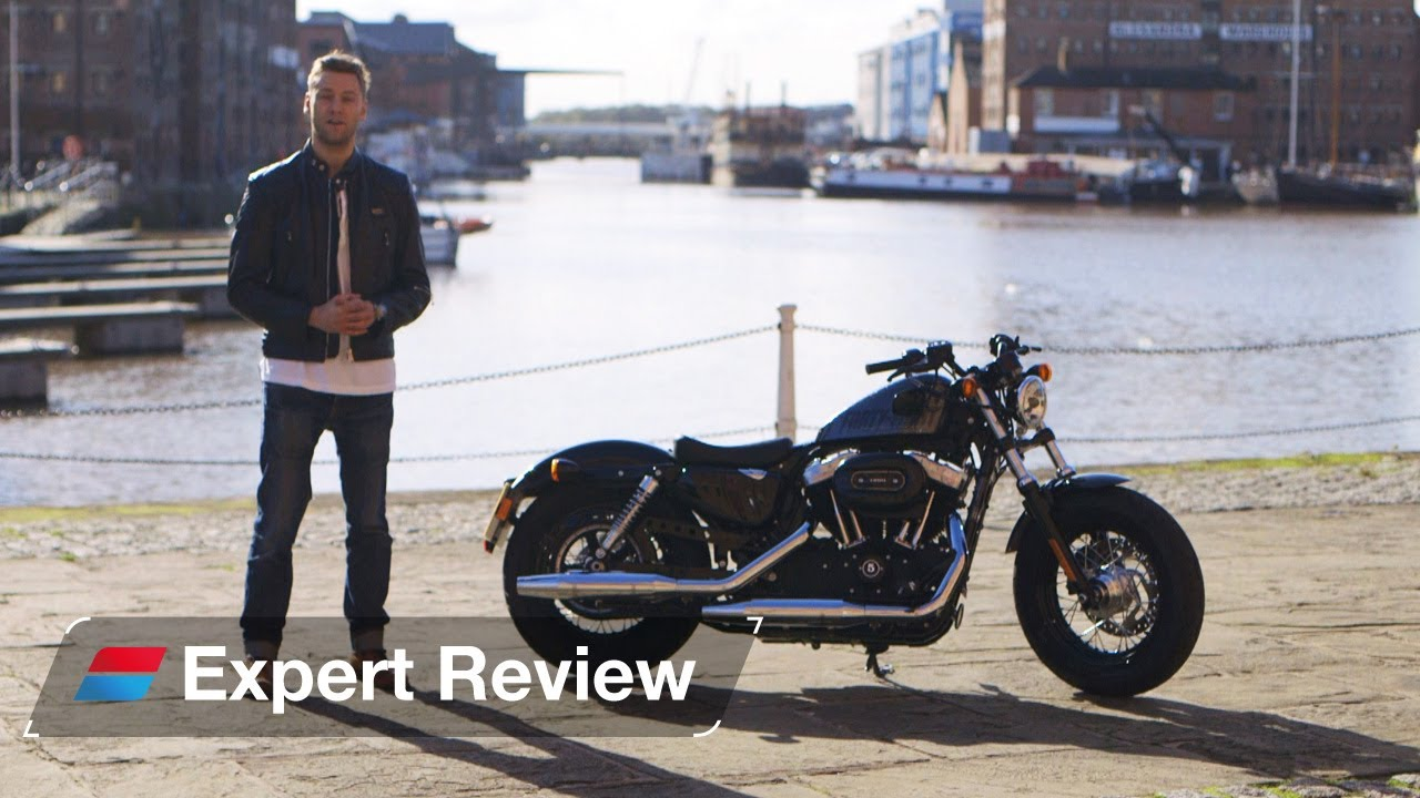 2014 Harley-Davidson 48 [Forty-Eight] bike review - YouTube