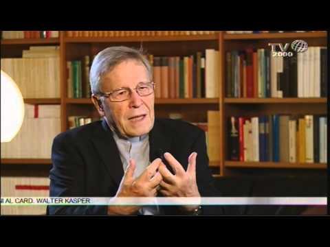 Sinodo dei vescovi sulla famiglia: l'intervista di Marco Burini al cardinale Walter Kasper