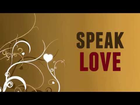 JAMES DAY / SPEAK LOVE (f/ Glenn Jones, Tony Terry, Tim Owens, Lin Rountree, U-Nam, Ian Martin)