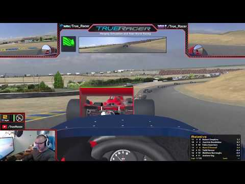 Formula 1 Sim-Racing in California