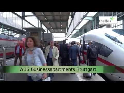 81 Business-Apartments in der Wolframstraße Stuttgart