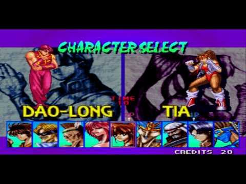Breakers Revenge OST - Character Select