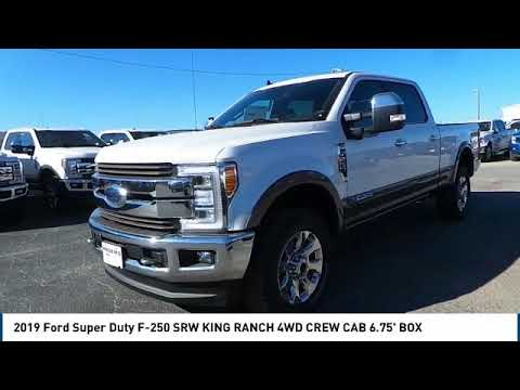 2019 Ford Super Duty F-250 SRW Midland TX 1930674