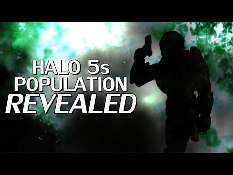 Halo 5's Population Revealed!