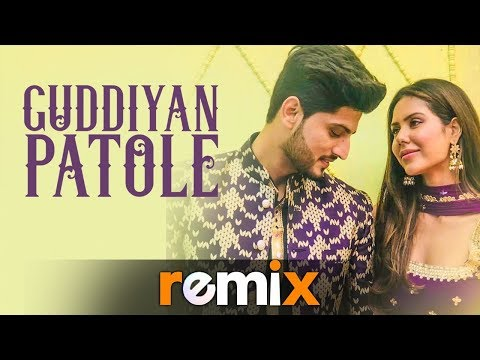 Guddiyan Patole (Remix) | Gurnam Bhullar | Sonam Bajwa | Latest Remix Songs 2019 | Speed Records