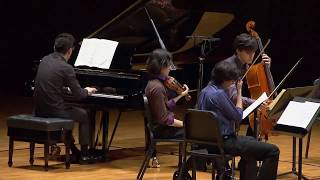 Dvorak Piano quintet, A major, OP.81 Mov.4 (2010 DITTO Festival Live)