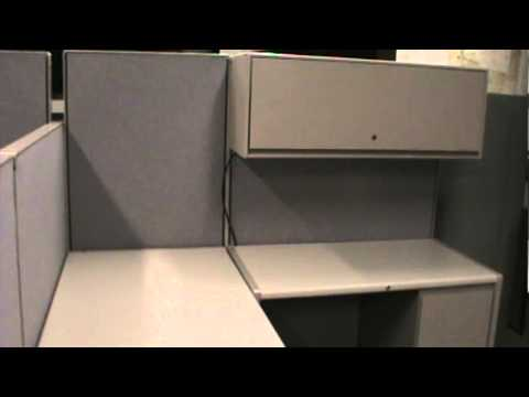Office Cubicles Steelcase 9000 Youtube