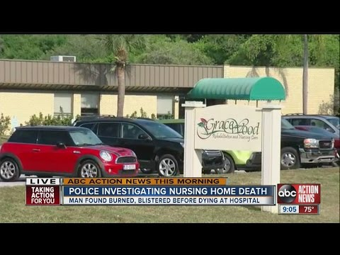 Police: Nursing home resident dies in sun outside Pinellas Park