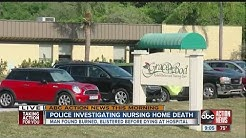 Police: Nursing home resident dies in sun outside Pinellas Park