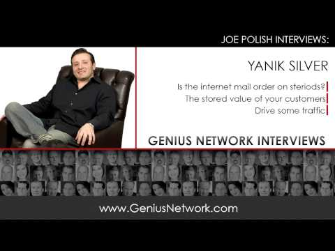 Yanik Silver:  Genius Network Interviews