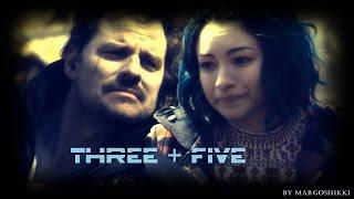 Three and Five - Unbreakable (Dark Matter)