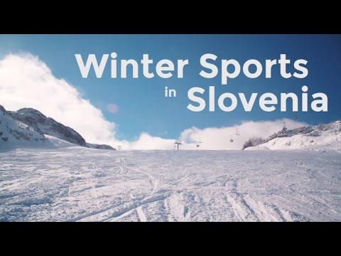 Winter Sports in Slovenia (short)