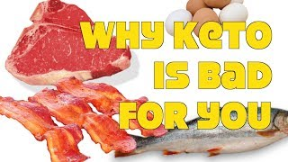 5 Reasons Why Keto Is Bad For You