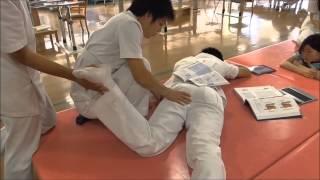 大阪リハビリテーション病院 療法スキルアップ【触診】