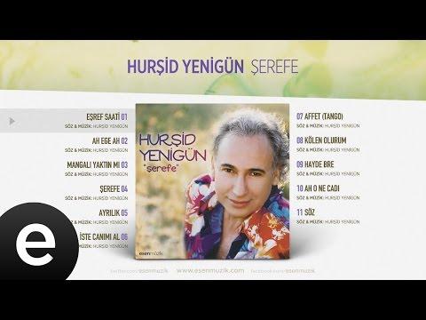 Eşref Saati (Hurşid Yenigün) Official Audio #eşrefsaati #hurşidyenigün