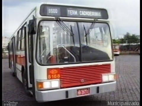 Tv Jovem Pam 14/01/92 Especial Municipalização dos ônibus