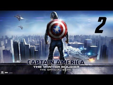 Captain America: Super Soldier - Walkthrough Part 1: Assemble!