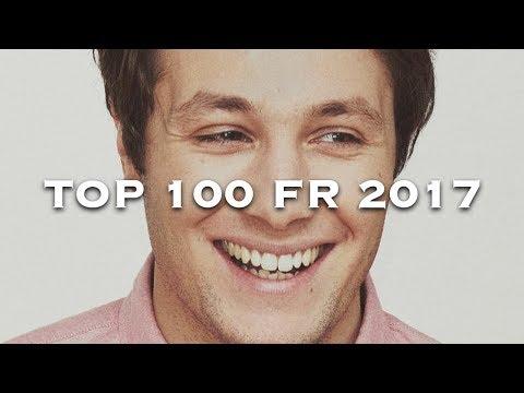 Les 100 plus grands tubes de 2017 en France