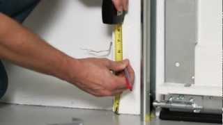 Belt/Chain Drive Opener Installation (Step 9)