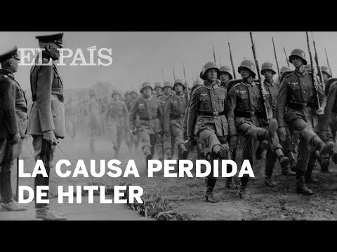 Hitler nunca pudo