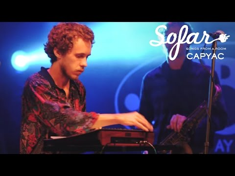 CAPYAC - Breathe In Breathe Out | Sofar Los Angeles