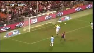 Genoa Napoli 4-1 3^ Giornata di serie A 13/09/2009 Highlights [SKY]