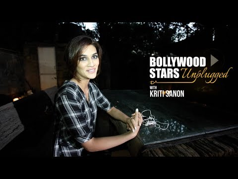 Bollywood Stars Unplugged With Kriti Sanon