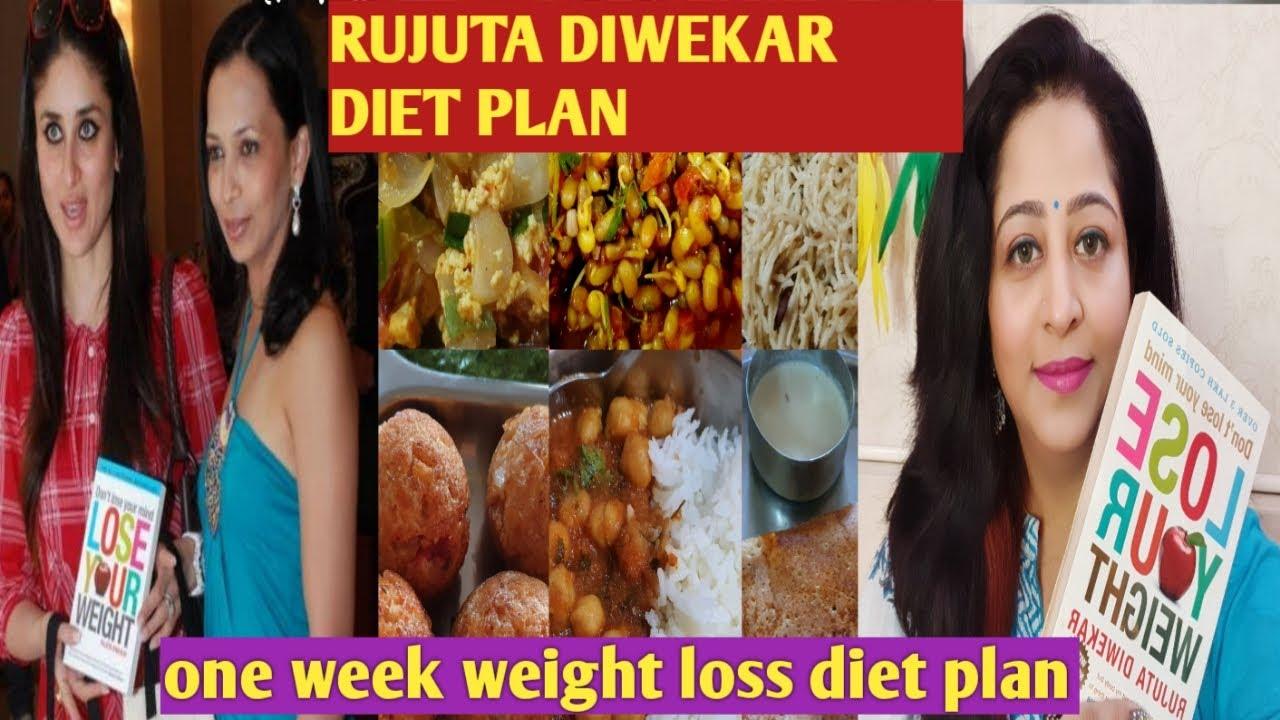 Rujuta Diwekar S Diet Plan I Tried One Week Vegetarian Diet Plan For Weight Loss Jaya Sharma Youtube View, download or print this rujuta diwekar diet chart pdf completely free. youtube