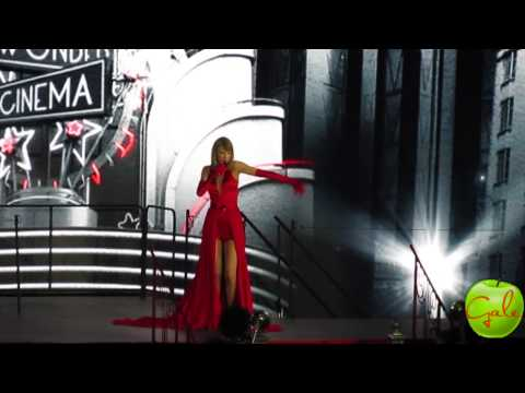 """THE LUCKY ONE"" - TAYLOR SWIFT 'The RED Tour' Live in Manila 2015 (6.6.14) [HD]"