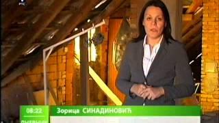 GIZ i proizvođači lekovitog bilja u istočnoj Srbiji na RTS1 Jutarnji dnevnik 27 09 2012