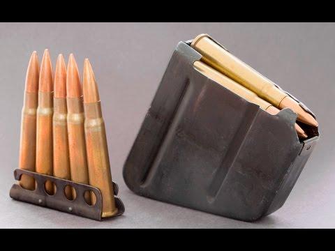 Гражданское оружие: вместимость магазина. Когда оружие заряжено?