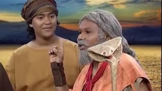 Moisés Y el pueblo de Egipto PARTE 2 al estilo de Raymond y Miguel