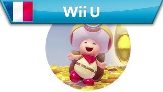 Captain Toad: Treasure Tracker - Bande-annonce de 70 stages (Wii U)