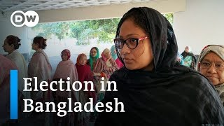 Bangladesh election: Violence amid allegations of suppression | DW News